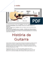 Anatomia Do Violão 1