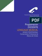 Prog Docente Lenguaje Musical