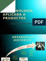 La Tecnología Aplicada a Productos