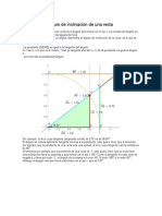 Pendiente y ángulo de inclinación de una recta.docx