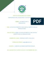 Analisis Crítico de- Ventajas Competitivas de La FI-Yoel Dominguez