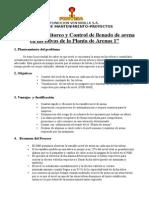 Informe Proyecto Monitereo y Control de Nivel de Arena en Las Tolvas