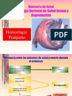 011. HEMORRAGIA POSTPARTO