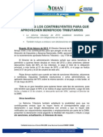 26 Comunicado de Prensa 09022015 DIAN