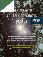 Psihiatrie comunicare