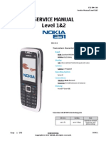 Nokia E51 Service Manual Level 1 2