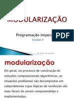 PImperativa08 - Modularização