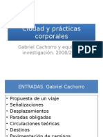 1.2. Ciudad y Prácticas Corporales