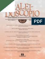 Revista caleidoscopio28