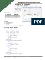 Taller01 Programacion de Aplicaciones Visual Net 2013 - Creacion Clases
