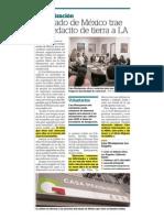El estado de México trae un pedacito de tierra a LA