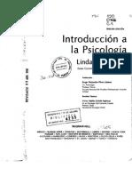 Introducción a La Psicologia - Linda Davinoff