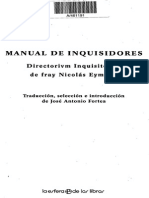 Manual de los Inquisidores