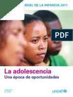 Tema 1 Informe UNICEF 2011