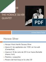 The Preacher. Horace Silver