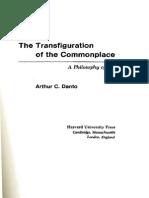 Danto, Transfiguration of the Common PLace