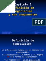 Tecnicas de negociación y resolución de conflictos