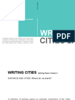 Writing Cities Vol. 02