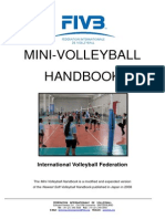 FIVB Mini Volleyball Handbook