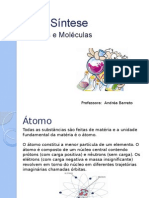Átomos e Moléculas