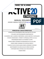 Manual Active 20 Ethernet
