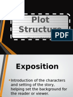 plot structure ppt