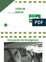 Rutas de emergencia