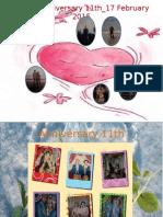 Anniversary 11th (17Feb'04-'15)