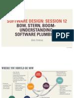 Software Design Session 12