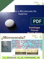 Obtención de Aspirina