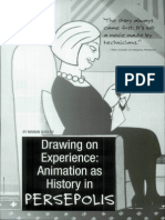 Animation as History