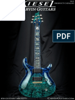 Jan 2015 Carvin Kiesel Catalog