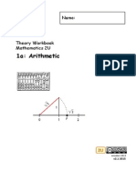 Workbook 01a Arithmetic 2U 2015 v1