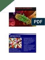 Resistencia Bacteriana - Clase Magistral2