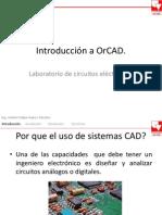 Introducción a OrCAD