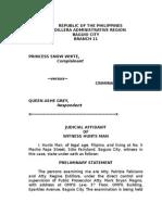 Judicial Affidavit HuntsmanAMENDED (1)