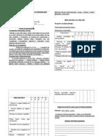 Evaluación Del Proceso de Aprendizaje