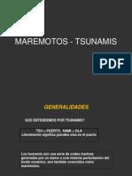 Maremotos y Tsutnamis