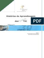 Publicação de Histórias de Aprendizagem Com as TIC