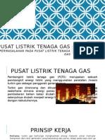 Pusat Listrik Tenaga Gas