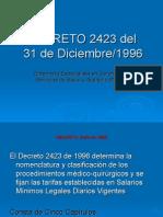 Soat Decreto 2423 de 1996 (1)