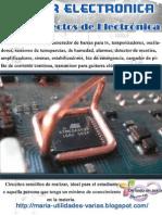 500 proyectos de electronica