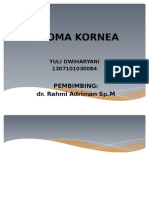 Stafiloma Kornea- Yuli Dwi