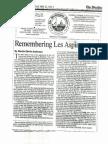 Remembering Les Aspin