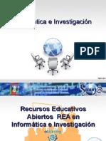REA-Informática e Investigación