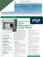 Mercury Mcv6 Datasheet