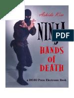 Ninja Hands of Death - Ashida Kim