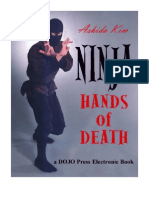 Ninja Hands of Death - Ashida Kim