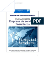 PNR01700 ServFinancieros