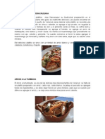 Comida Tipica de Veracruz
